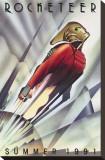 The Rocketeer Tableau sur toile