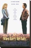 Quand Harry rencontre Sally Tableau sur toile