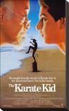 The Karate Kid Tableau sur toile