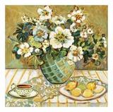 Lemon Floral