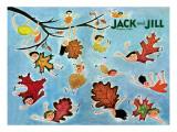 Leaf Kids - Jack and Jill  October 1945