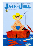 Summer Day - Jack and Jill  July 1957
