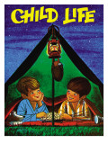 Camping - Child Life  August 1971