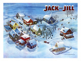 All Is Calm - Jack and Jill  January 1950