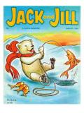 A Real Fish Story - Jack and Jill  January 1964