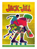 Rollerskating - Jack and Jill  April 1982