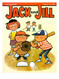 Batter Up - Jack and Jill  August 1964