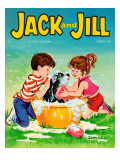 Getting the Works - Jack and Jill  August 1963