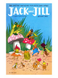 Bug Dance - Jack and Jill  August 1955