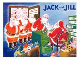 Santa's Helpers - Jack and Jill  December 1942