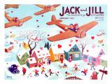 Valentine's  - Jack and Jill  February 1941