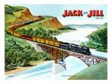 Cross-Country Rail - Jack and Jill  April 1951
