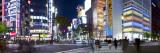 Sukiyabashi Crossing  Ginza  Tokyo  Japan