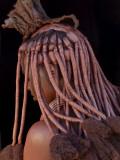 Himba Woman  Kaokoland  Namibia