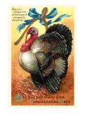 Turkey and Wishbone