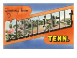 Greetings from Monteagle  Tennessee