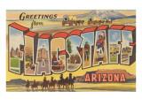 Greetings from Flagstaff  Arizona