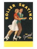 Forties Roller Skating for Youthful Spirits