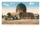 Mosque of Omar  Jerusalem  Israel