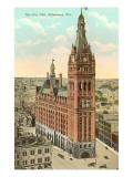 City Hall  Milwaukee  Wisconsin