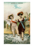 Old Time Bathing Beauties  Coronado  California