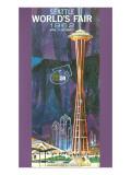 Space Needle  Seattle World's Fair