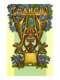 Art Nouveau March  Aries