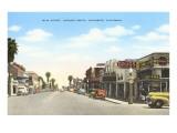 Main Street  Oceanside  California