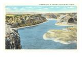 Guernsey Lake  North Platte River  Wyoming