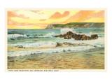 Point Loma Surf  San Diego  California