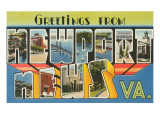Greetings from Newport News  Virginia