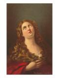 Mary Magdalene by Guino Reni  London