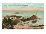 Yacht Club  Milwaukee  Wisconsin
