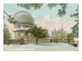Greenwich Royal Observatory  England