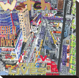 Our Lives Tableau sur toile par Patrice Chambrier