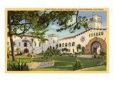 Courthouse  Santa Barbara  California