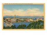 San Francisco World's Fair  Magic Isle