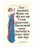 Don't Quarrel