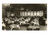 Dining Room  Hotel del Coronado  San Diego  California