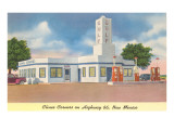 Clines Corners Gas Station  Route 66