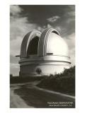 Palomar Observatory  San Diego County  California