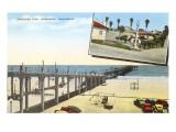 Pleasure Pier  Oceanside  California