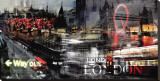 London Way Out Tableau sur toile