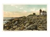 Lighthouse  Watch Hill  Rhode Island