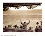 Stade de baseball Reproduction d'art
