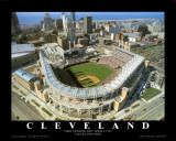 Cleveland - First Indians Game at Jacobs Field