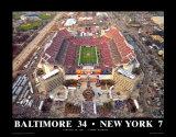 35e Superbowl - Tampa Bay, Floride Reproduction d'art par Mike Smith