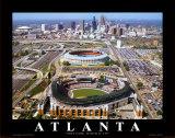 Turner Field - Atlanta  Georgia