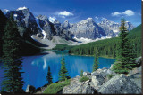 Moraine Lake II Tableau sur toile