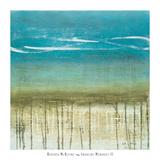 Shoreline Memories II Reproduction d'art par Heather Mcalpine